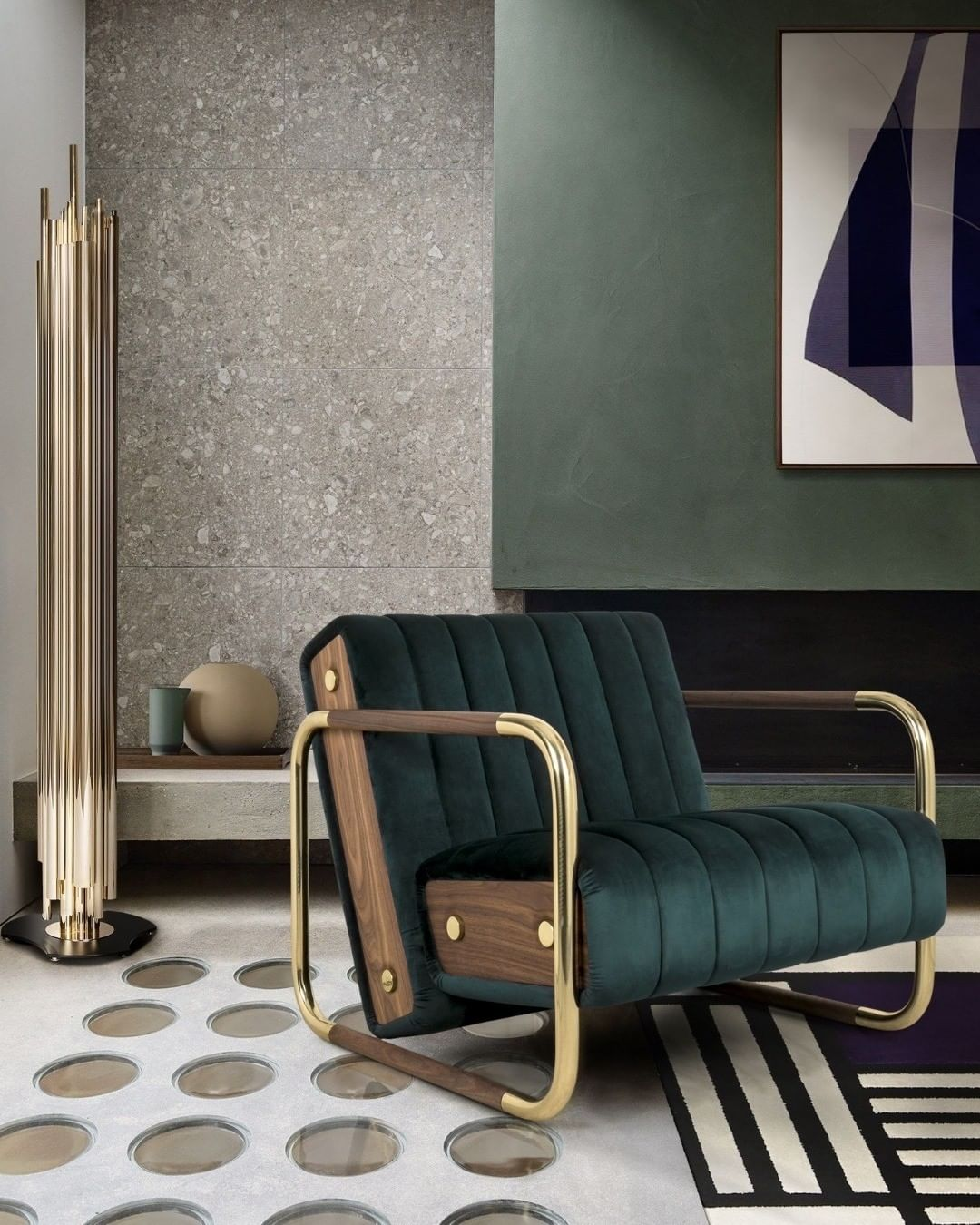LUXURIOUS INSPIRATION FOR SMALL SPACES