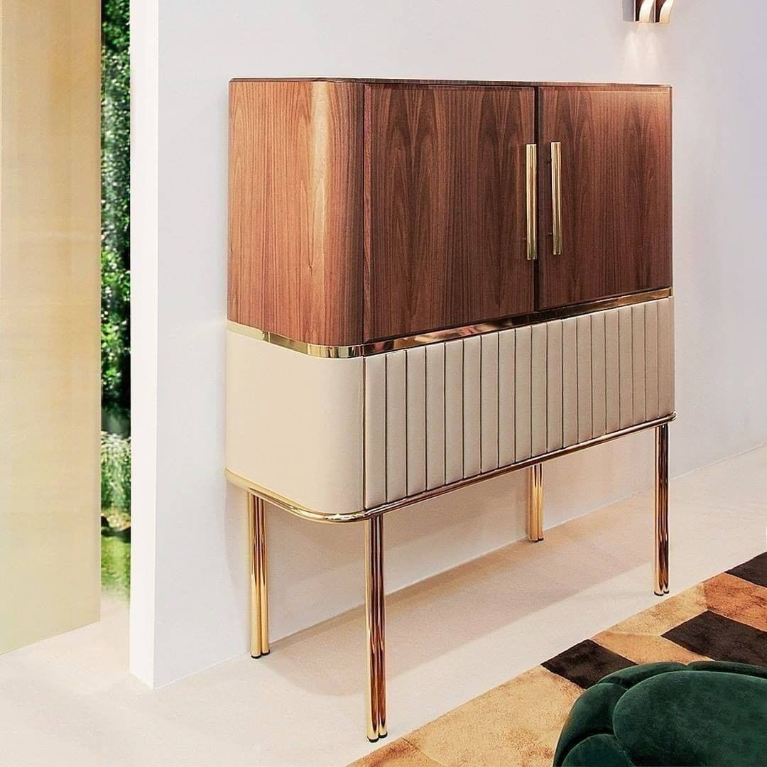 THE IDEAL MID-CENTURY CABINET FOR YOUR HOME