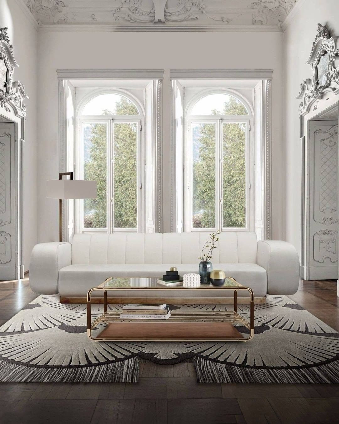 GET INSPIRED BY THIS STUNNING LIVING ROOM DECOR