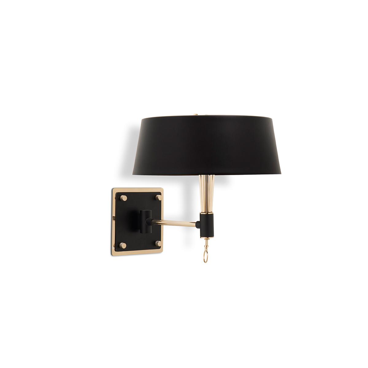 MILES WALL LAMP