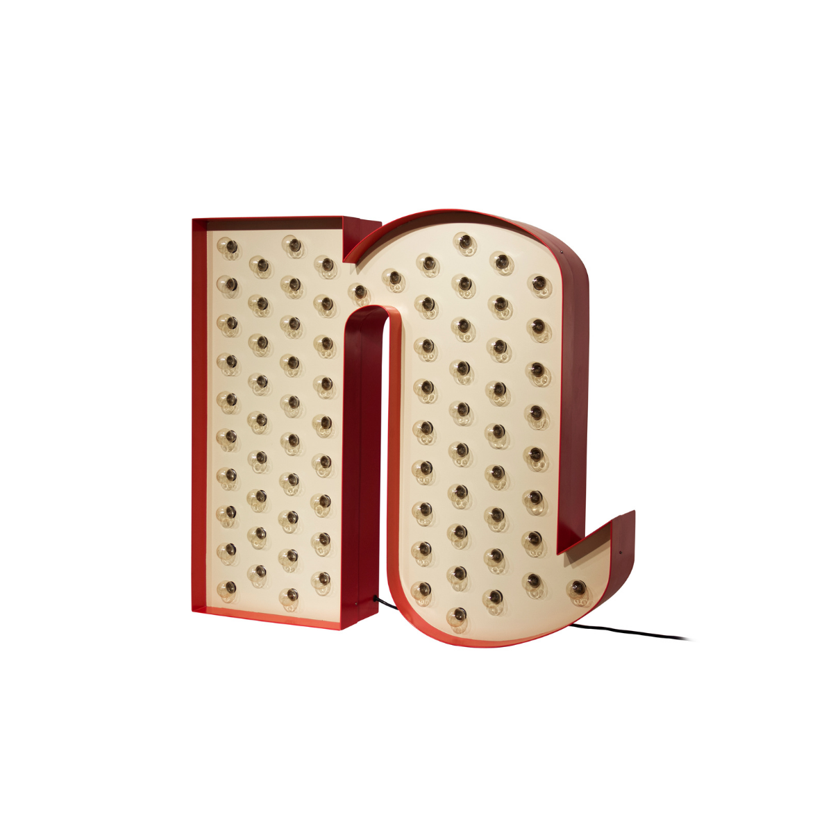 GRAPHIC LETTER N