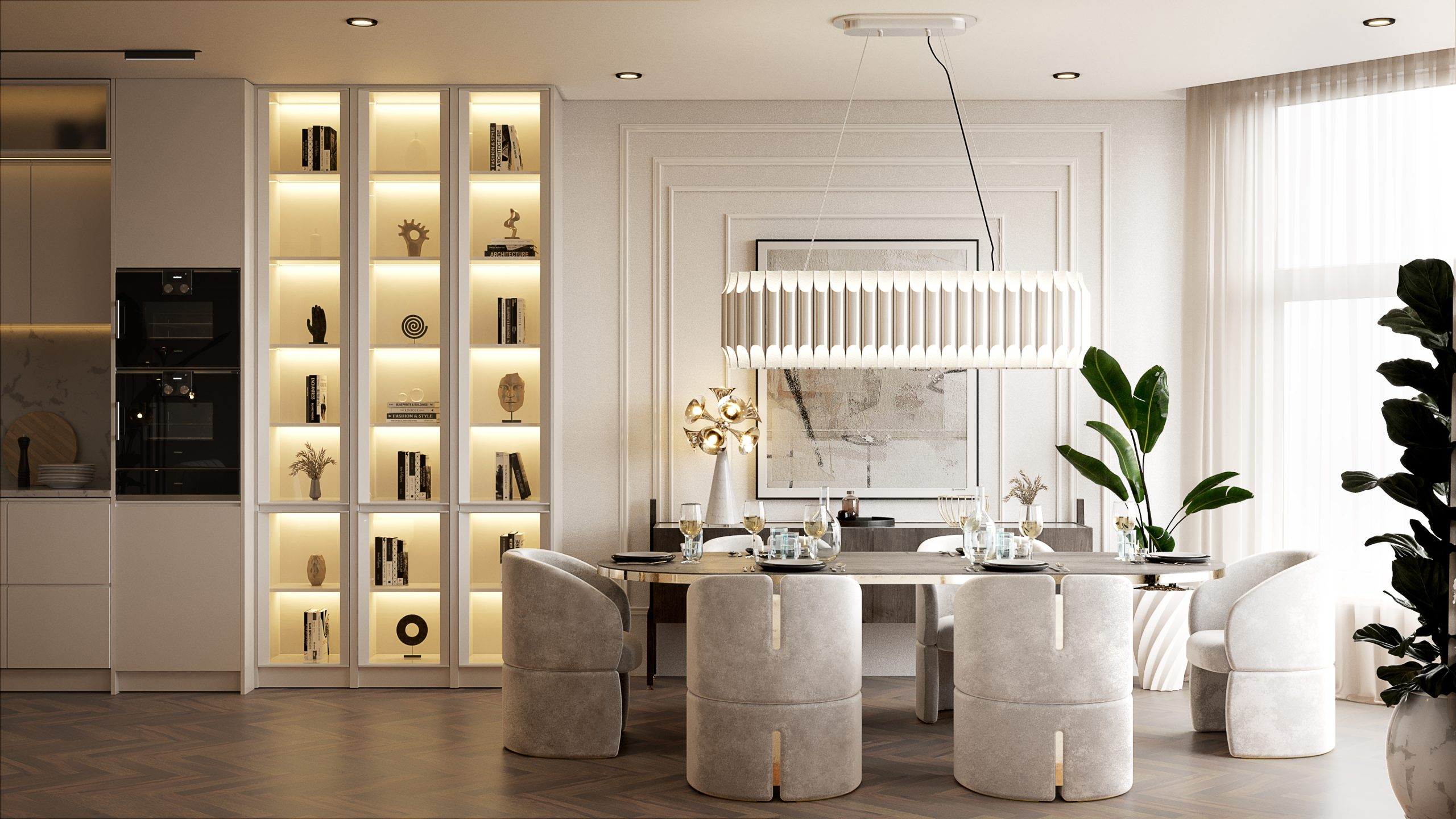 A Dining Room That Will Be The Star Of The Show