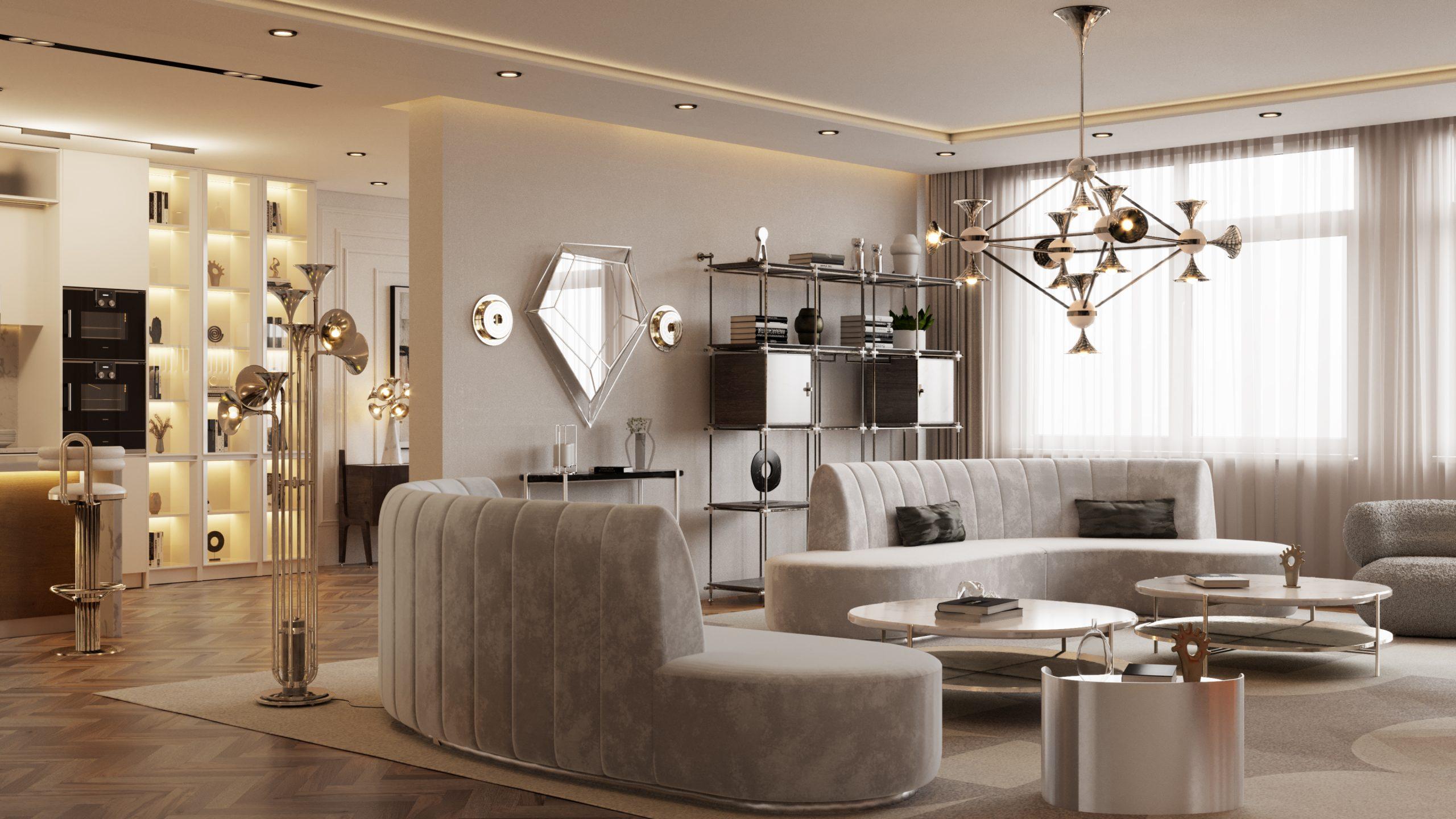 Sophisticated Living Room Design Inspirations