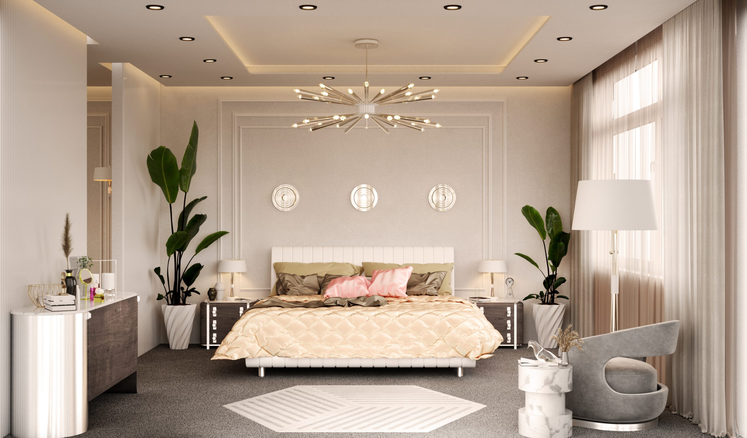 The Bedroom That Will Take Your Beauty Sleep To The Next Level